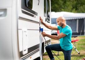 Accesorios caravanas y autocaravanas