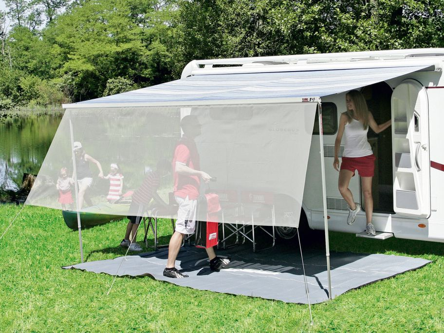 Fiamma Sun View XL pared frontal