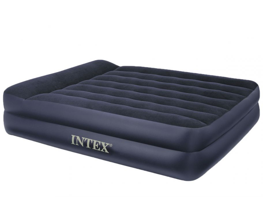 Intex Pillow Rest Raised bed Queen Colchón inflable