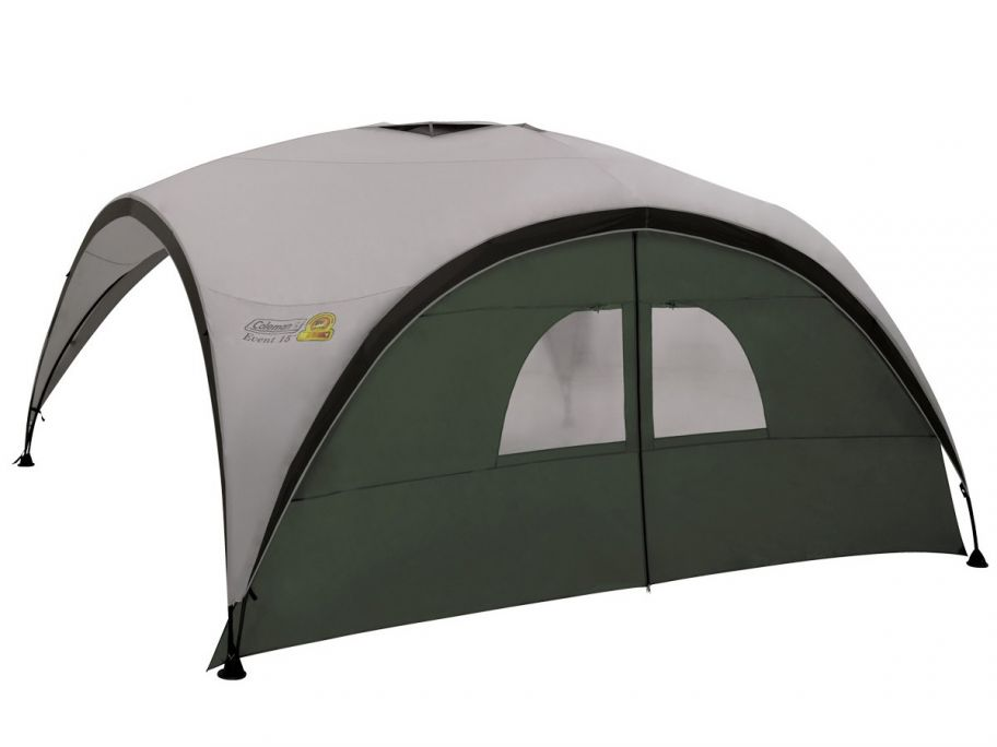 Coleman Event Shelter XL lateral con puerta