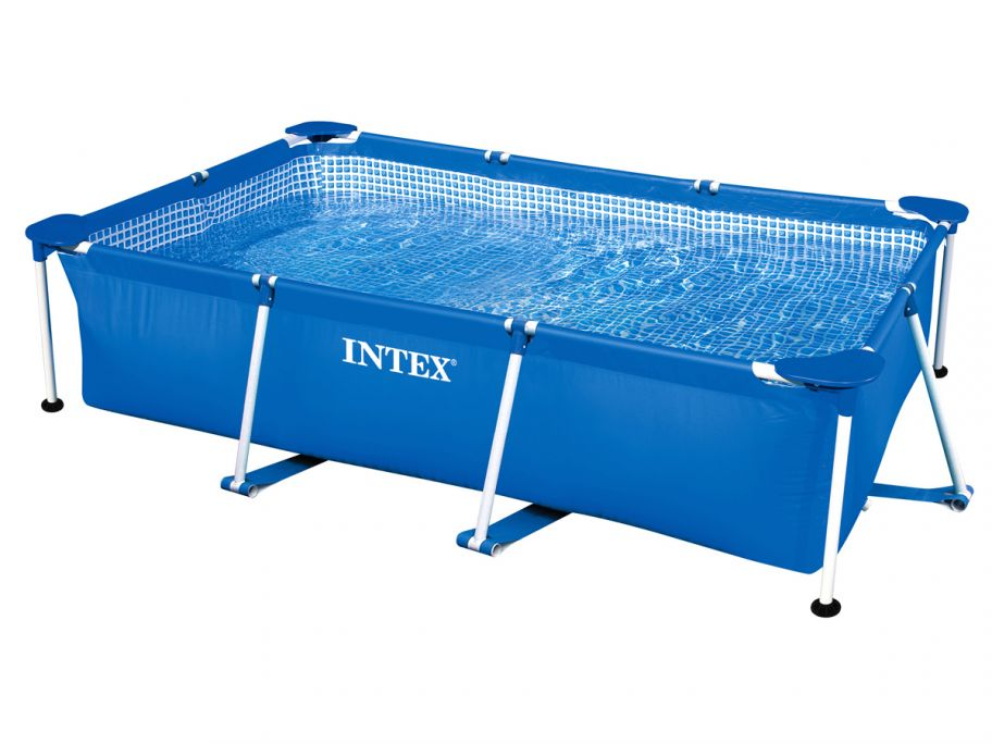 Intex 300 x 200 x 75 cm frame piscina
