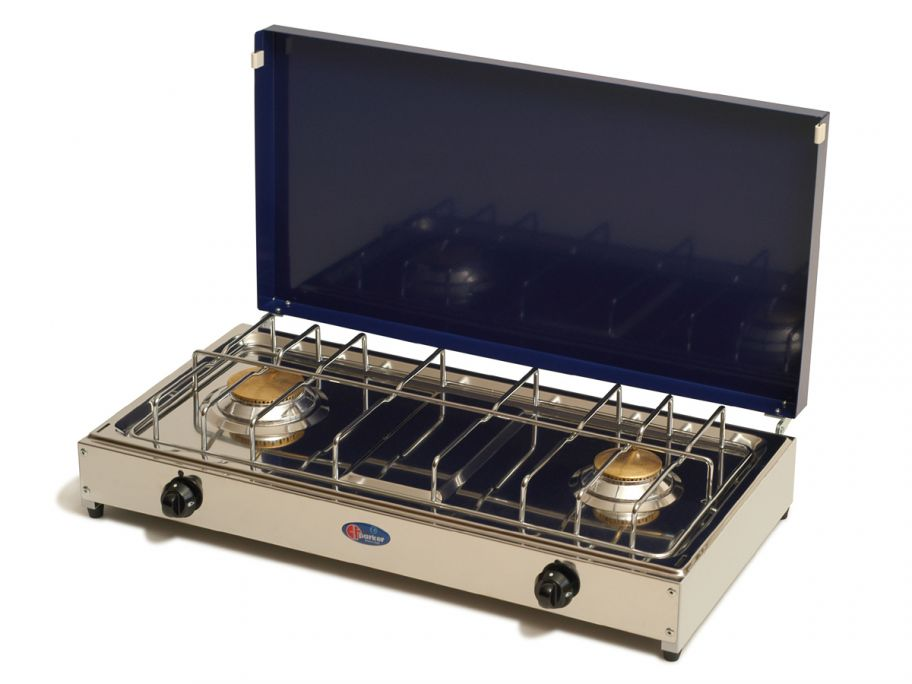 Parker 2-pits Camping Line hornillo