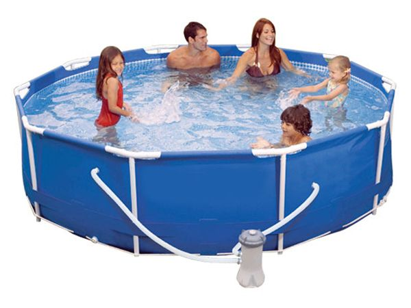 Intex Ø 305 cm frame piscina
