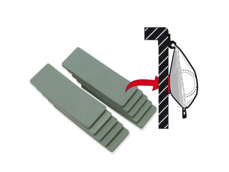 Fiamma Wall Protection Kit cauchos protectores
