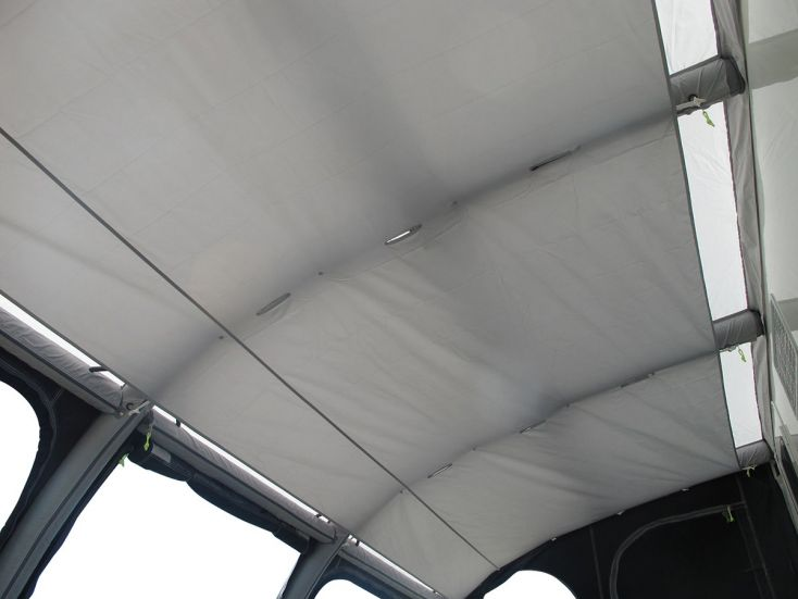 Kampa Motor Rally Air 260 XXL roof lining 2018 entretecho