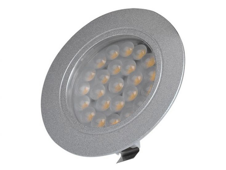 Pro Plus spot empotrado 24 luces LED