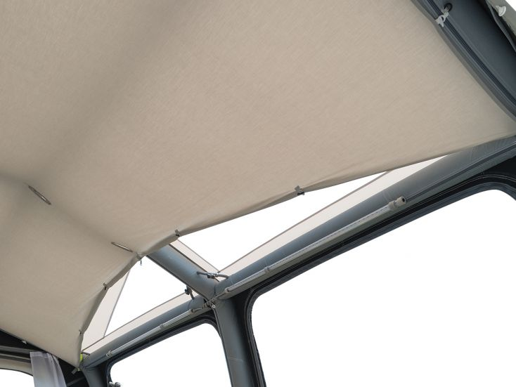 Kampa Ace Air Pro 500 roof lining  2018 entretecho