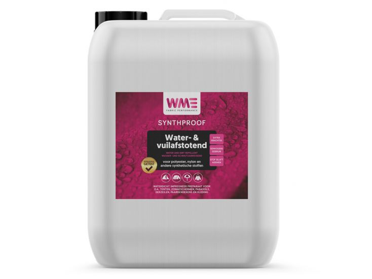 WME Jerrycan Synthproof impermeabilizante