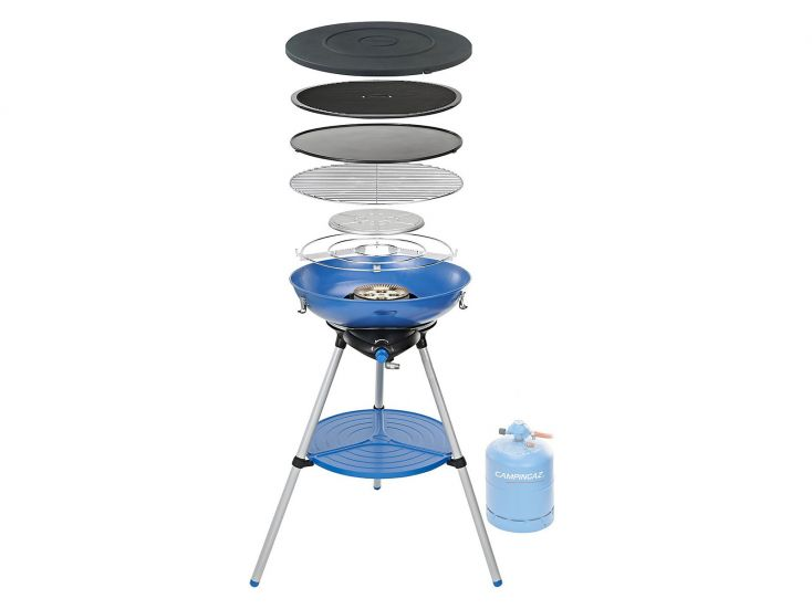 Campingaz Party Grill Compact 600 barbacoa a gas 50 mbar