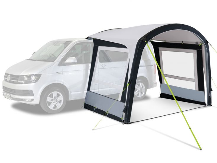 Kampa Sunshine Air Pro VW paredes laterales