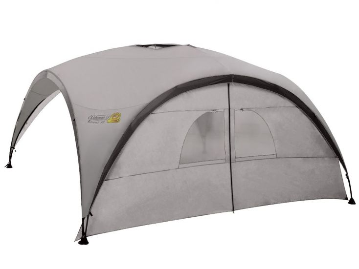 Coleman Event Shelter L lateral con puerta