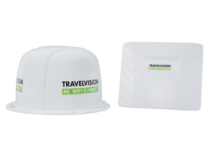 Travelvision 4G-WifiConnect antena Wi-Fi